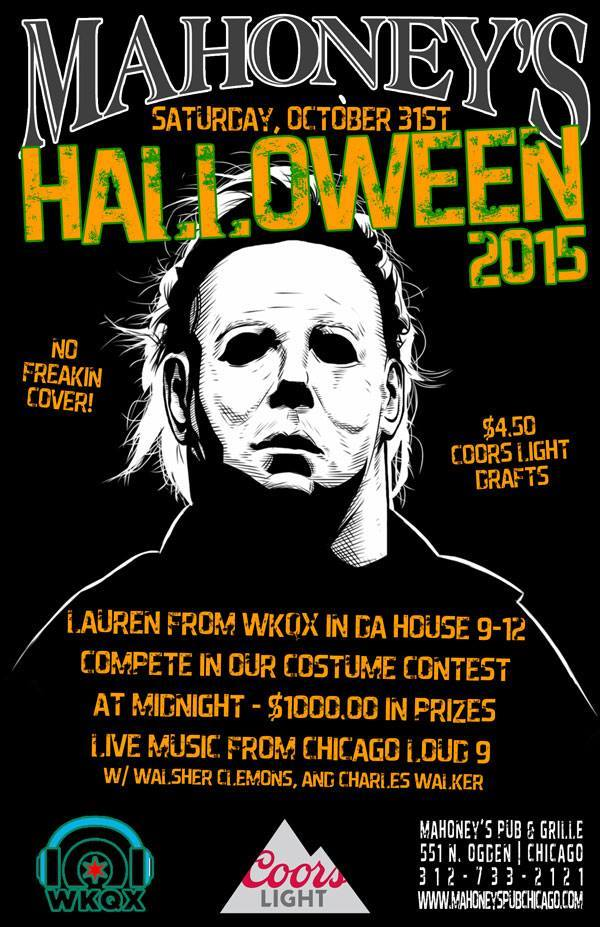 Chicago Loud 9 Halloween show