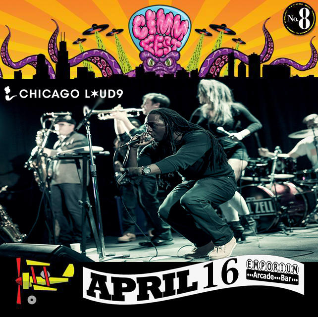 CIMM Fest - Chicago Loud 9