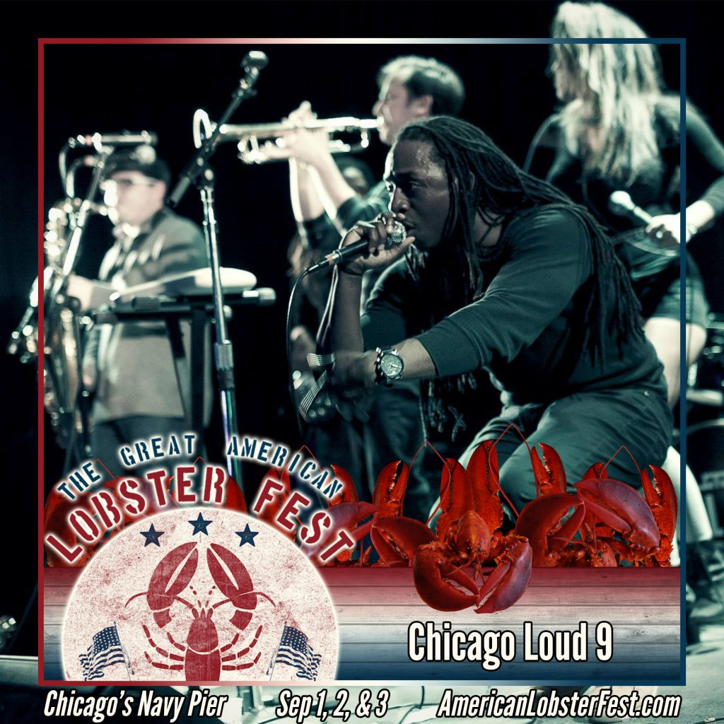 Chicago Loud 9 Lobster Fest Navy Pier